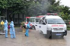 Bệnh viện dã chiến tại Hòa Vang sẵn sàng đón bệnh nhân mắc COVID-19