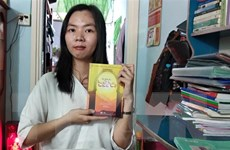 Nữ sinh đạt điểm 10 tuyệt đối môn Ngữ văn chia sẻ bí quyết học tập