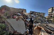 Động đất mạnh làm rung chuyển Thổ Nhĩ Kỳ và Hy Lạp