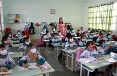 Gia Lai đảm bảo an toàn cho học sinh trở lại trường học