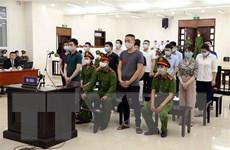 Vụ Công ty Nhật Cường: 14 bị cáo ra hầu tòa, đình chỉ xét xử 1 bị cáo