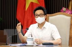 Chung tay đóng góp để Việt Nam có đủ vaccine trong thời gian sớm nhất