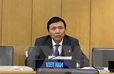 Việt Nam khẳng định quan điểm tại hội nghị các nước thành viên UNCLOS