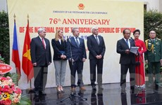 Củng cố tình hữu nghị truyền thống giữa Việt Nam và Cộng hòa Séc