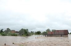 [Photo] Mưa lũ gây thiệt hại nặng nề ở Đắk Lắk và Đắk Nông