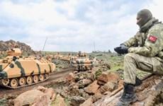 Thổ Nhĩ Kỳ tuyên bố sẵn sàng mở chiến dịch mới tại Syria