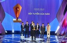 Gala Cúp Chiến thắng 2018 tôn vinh các VĐV rạng danh thể thao Việt Nam
