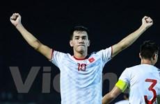 Đội hình tuyển Việt Nam-UAE: Tiến Linh và Tuấn Anh đá chính
