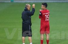 HLV Park Hang-seo muốn Quang Hải nhường giải Quả bóng vàng 2019
