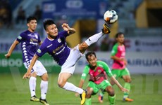 Quang Hải có thể trạng cực tốt, lượng mỡ bằng siêu sao Ronaldo