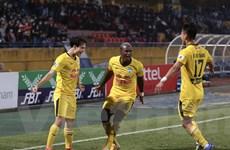 Cục diện V-League 2021 sau vòng 9: HAGL, Hà Nội FC còn nhiều vất vả
