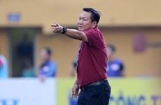 Hà Nội FC bổ nhiệm HLV Hoàng Văn Phúc thay thế Chu Đình Nghiêm