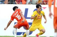 Công Phượng và Văn Toàn dẫn đầu BXH Vua phá lưới V-League 2021
