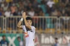 Xuân Trường lập siêu phẩm, Hoàng Anh Gia Lai hạ gục Hà Nội FC