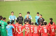 Tuyển Việt Nam chốt danh sách dự vòng loại World Cup, vẫn có Văn Hậu