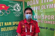 Đoàn thể thao Việt Nam chưa nhận thông báo việc Olympic có thể bị hủy