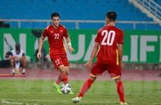 Chốt danh sách cầu thủ tuyển Việt Nam chạm trán với Trung Quốc