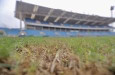 Sân Mỹ Đình bước đầu 'khoác áo mới,' sẵn sàng đạt chuẩn yêu cầu từ AFC