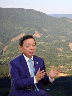 Bộ trưởng Trần Hồng Hà: Đưa đất đai nông lâm trường vào khuôn khổ