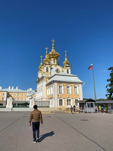 [Mega Story] Một thoáng Saint Petersburg, thủ đô văn hóa của nước Nga