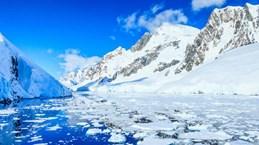 Nguy cơ tan băng ở Nam Cực ngay cả khi nhiệt độ tăng vừa phải