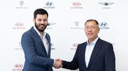 Hyundai, Kia sẽ đầu tư 80 triệu euro vào hãng ôtô điện của Croatia