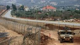 Mỹ làm trung gian hòa giải tranh chấp biên giới Liban-Israel