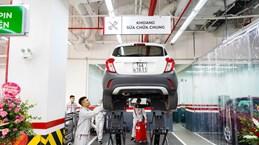 VinFast đưa vào hoạt động 18 xưởng bảo hành ôtô trên toàn quốc