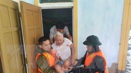 Cố vấn Nhà nước Myanmar gửi điện thăm hỏi tình hình lũ lụt miền Trung