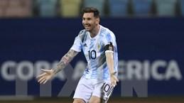 Vô địch Copa America, Messi chiếm lợi thế trong cuộc đua Quả bóng Vàng