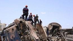 Tunisia: Hai tàu hỏa va chạm khiến hàng chục người bị thương
