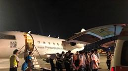 Vụ đánh bom ở Ai Cập: Ba du khách cuối cùng đã về nước an toàn