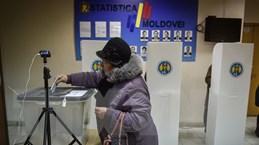 Đảng Xã hội Chủ nghĩa dẫn đầu trong cuộc bầu cử Quốc hội Moldova