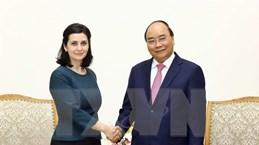 Thủ tướng Nguyễn Xuân Phúc tiếp Đại sứ Bulgaria và Uruguay