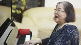 Ấn tượng 'tiếng hát át tiếng bom' của nghệ sỹ nhân dân Tường Vi