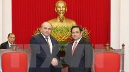 Việt Nam-Belarus phấn đấu đạt kim ngạch thương mại 500 triệu USD