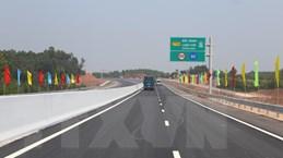 [Photo] Cận cảnh cao tốc Bắc Giang-Lạng Sơn mới được thông xe