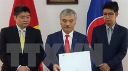 Việt Nam và Panama thúc đẩy mối quan hệ hợp tác song phương