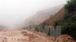 Kon Tum: Ảnh hưởng bão số 9, năm xã của huyện Tu Mơ Rông bị cô lập