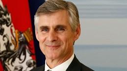 Nhà ngoại giao Michael Linhart sẽ trở thành Ngoại trưởng Áo