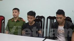 Hà Nội: Khởi tố hai đối tượng sát hại nam sinh viên lái Grab