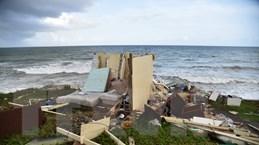 Puerto Rico công bố số liệu mới về thương vong do siêu bão Maria