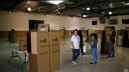 Hàng triệu cử tri El Salvador đi bỏ phiếu bầu ra tổng thống mới