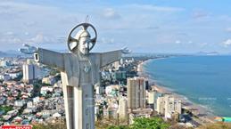 Chiêm ngưỡng tượng Chúa Giêsu lớn nhất châu Á tại Vũng Tàu