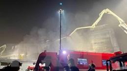 Cháy lớn tại trung tâm võ thuật ở Trung Quốc, ít nhất 18 người tử vong