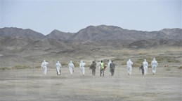 Đội tuyển Hóa học Quân đội giành HCB thi bắn súng và 7 giải cá nhân