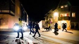 Nghi phạm sát hại nhiều người ở Na Uy liên quan đến chủ nghĩa cực đoan