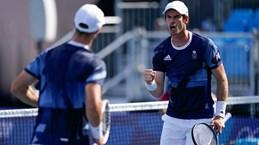 Andy Murray không thể thực hiện giấc mơ HCV Olympic thứ 3