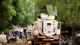 Campuchia điều gần 300 binh sỹ tham gia gìn giữ hòa bình ở Mali