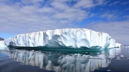 Băng Nam Cực đang tan nhanh báo động khiến nước biển dâng cao